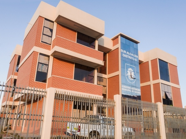 Sub Alcaldía Distrito 6 - El Abra